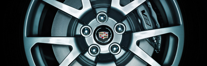 Cadillac CTS-V Coupe 2012. Тормозные механизмы Brembo